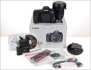 Brand New Canon EOS 5D Mark II 21MP DSLR камера + с 24-105mm IS L объе